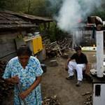 Borsodban a munkáról álmodnak a cigányok – Nagyítás-fotógaléria