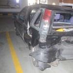 Segítsen a rendőrségnek megtalálni a baleset után továbbhajtó autóst