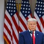 Trump a demokráciát is megroppantaná, csak maradhasson a Fehér Házban