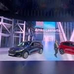 A Ford az elektromos jövőben hisz