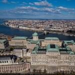 8,6 milliárd forintos felújításra készülnek a budai Várban