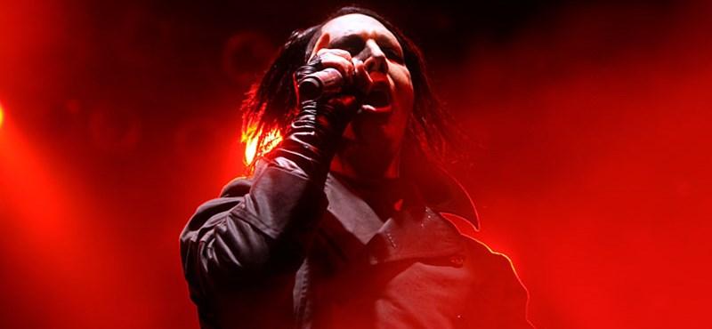 Hátborzongató sorozatban kapott szerepet Marilyn Manson