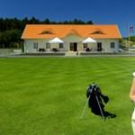 Golfverseny a Balaton partján