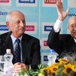 A FINA elnöke csodálja Budapestet és örül Schmitt Pálnak