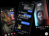 Star Wars-rajongó? Nagy meglepetéssel készült a Facebook, nézzen rá a Messengerre