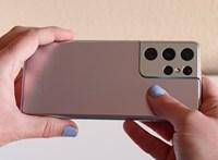 Különleges kamera kerülhet a Galaxy S22-be, összeállhat Samsung és az Olympus