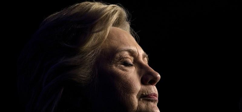 Hillary Clinton: Egy nap valaki áttöri az üvegplafont, és hamarabb, mint gondolnánk