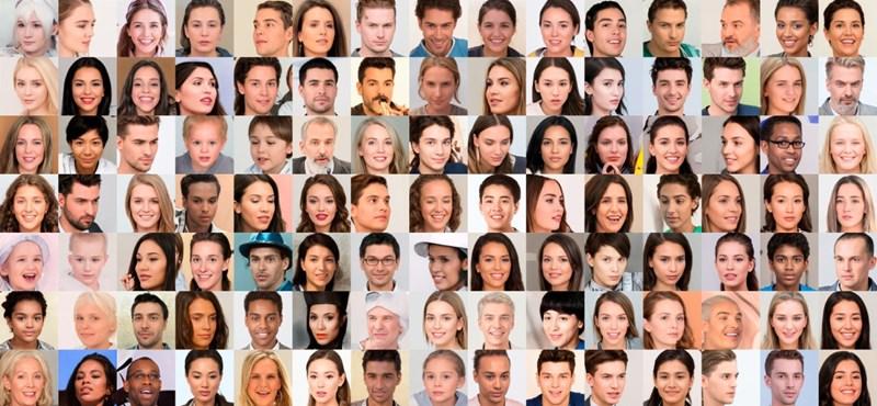 Az alábbi képeken látható emberekben egy közös: nem léteznek