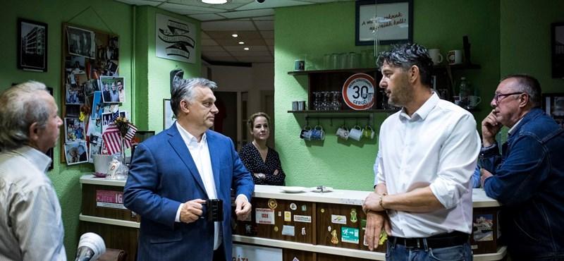 Orbán egy szántóföldi napon azzal riogatott, Brüsszel el akarja venni a magyar gazdák pénzét