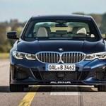 Szupergyors 3-as BMW: nagyágyúkat utasít maga mögé az Alpina B3