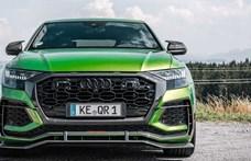 315 km/h a végsebessége az Audi RSQ8-R divatterepjárónak