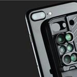 Szeretne egy szuper fényképezőgépet? Akkor nézze meg ezt a telefontokot és a lencséit