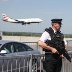 Heathrow titkai közkézen