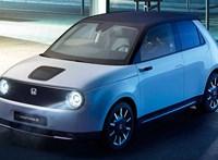 A Honda cuki új villanyautója 9,6 millió forinttól indul itthon