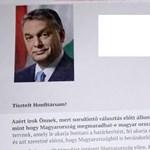 Szóljatok Orbánnak!