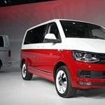 A melósoknak marad Tranyó! - VW Transporter T6-bemutató