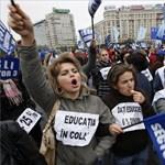 Mégsem zárnak be az iskolák jövő héten: meggondolta magát a romániai szakszervezet