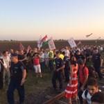 Rengeteg menekült érkezett Magyarországra tegnap is