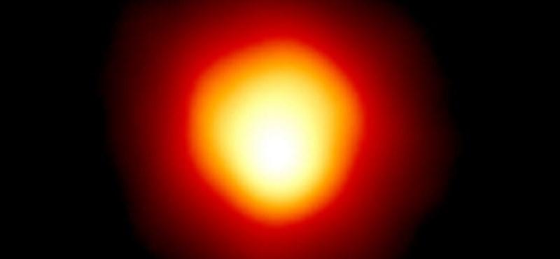 Jóval közelebb van a Földhöz a Betelgeuse óriáscsillag, mint eddig hittük