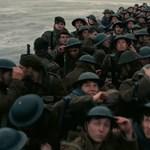 Itt az első ízelítő Christopher Nolan háborús eposzából – videó