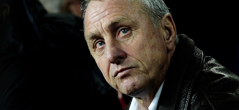 Johan Cruyff: a vezetőség okolható a hollandok bukásáért