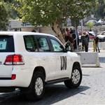 Eközben a Lajtán túl: terrorveszély, járulékos áldozat