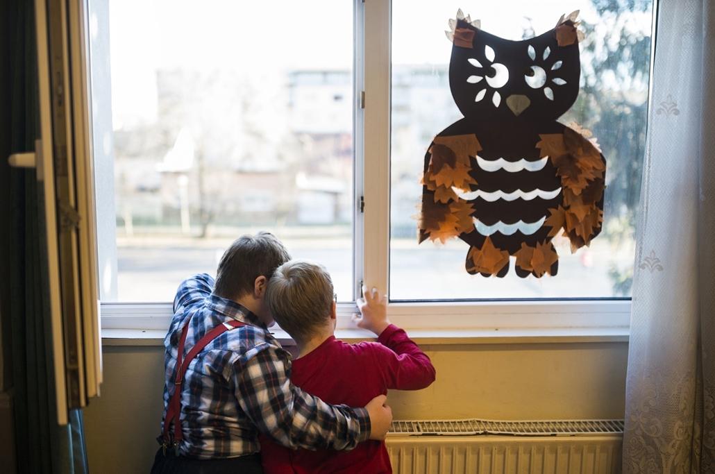 NE HASZNÁLD!!! - Balázs Attila (Szabadúszó / MTI): A maguk közé Down-kóros iskolásokat befogadó osztályközösség