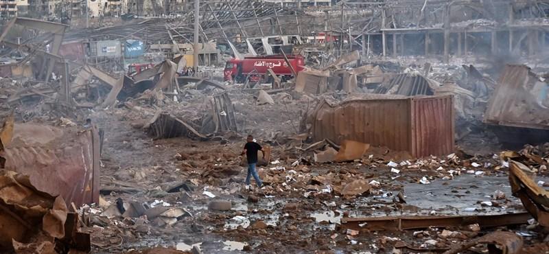 A bejrúti katasztrófa után kiéleződik a libanoni válság
