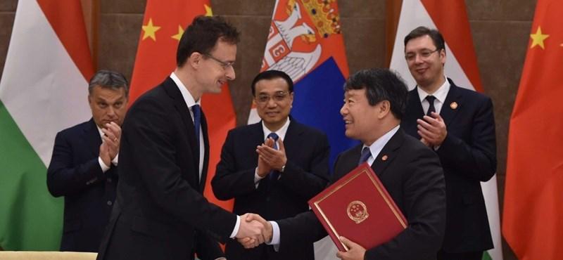 Csak Kínának éri meg a 750 milliárdos Budapest–Belgrád-vasútvonal