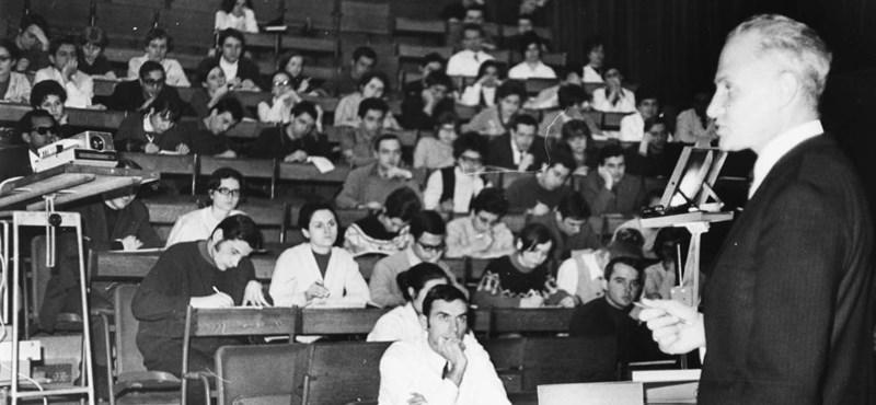 Fotókon a régi Semmelweis Egyetem: különleges történetek