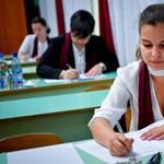 Ennyien vizsgáznak ma spanyolból, mozgóképkultúra és médiaismeretből