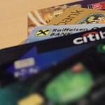 Ilyen bankkártyát még nem látott