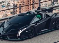 Kevés ritkább eladó mai autó van, mint ez a Lamborghini Veneno Roadster