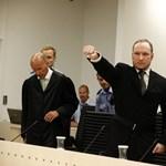 Nem fellebbez Breivik, mehet a luxuscellába - video