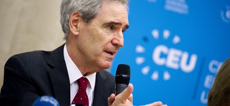 CEU-rektor: Egy poszt-orbáni rendszerben is itt leszünk