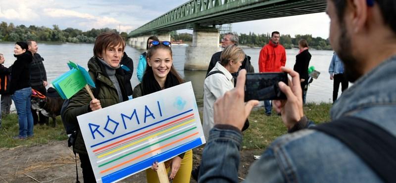 A Párbeszéd is beleáll a mobilgátas népszavazásba