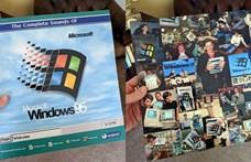 Bakelitlemezre tette a Reddit-felhasználó a Windows 95 hangjait