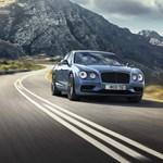 325 km/h a vége a Bentley legújabb szerénységének