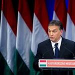 Felületi érzéstelenítés volt Orbán beszéde