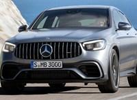 Hivatalos: íme az 510 lóerős új Mercedes-AMG GLC 63 S divatterepjáró