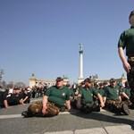 A Jobbikkal is marakodó csoportokra esett szét a Magyar Gárda