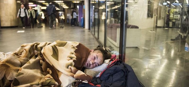 Pszichológusok is csatlakoztak a hajléktalantörvény elítélőihez