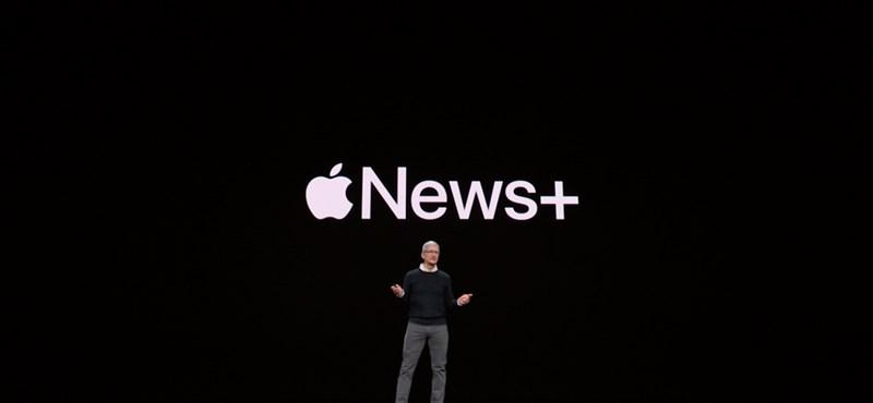 Videó: Itt az Apple összes fontos hétfői bejelentése