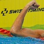 Németh Nándor országos csúccsal hatodik 100 méter gyorson