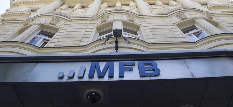 120 milliárd forintos hitelt vett fel az MFB