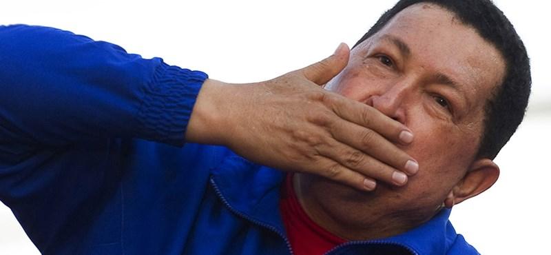 """""""A népét szolgáló mártír"""" – szép szavakat találtak Chávez méltatására"""