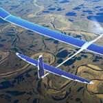 Eddig a Google titka volt: drónokat küldenének a levegőbe, hogy 5G-t szórjanak