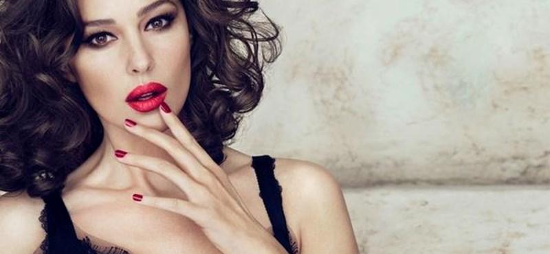 Monica Bellucci a Dolce&Gabbana sminkmodellje