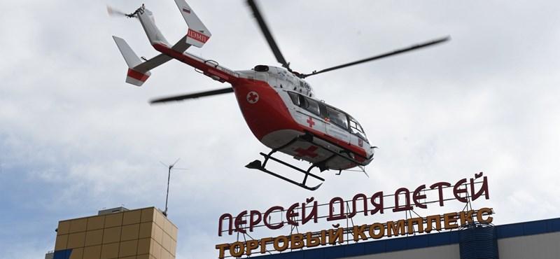 Hamis bombariadók okoztak káoszt Moszkvában