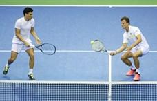 Harmincöt éve nem történt ilyen a magyar teniszben